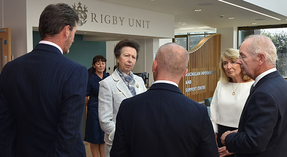 Royal Opening of Stratford Hospital